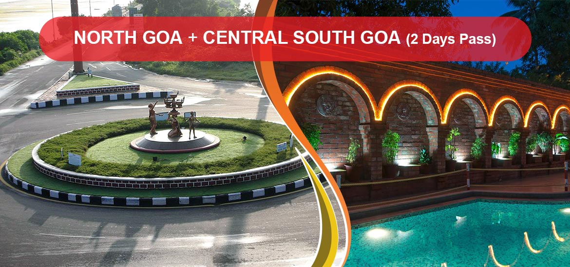 North Goa + Central South Goa
